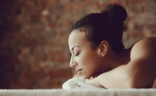 54791109 - leisure. woman in spa salon