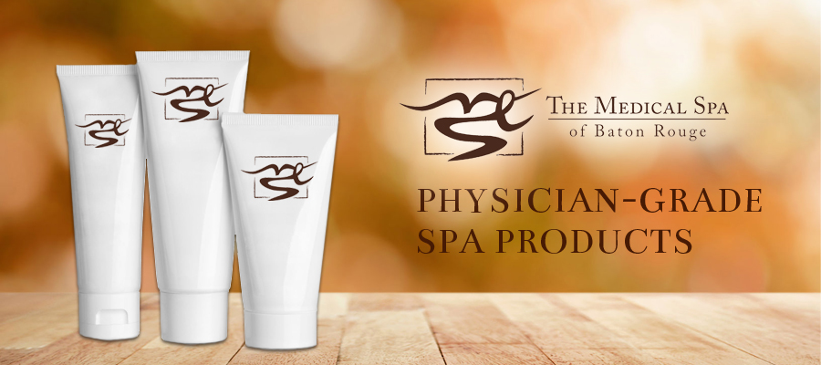 MEd Spa Product Spread