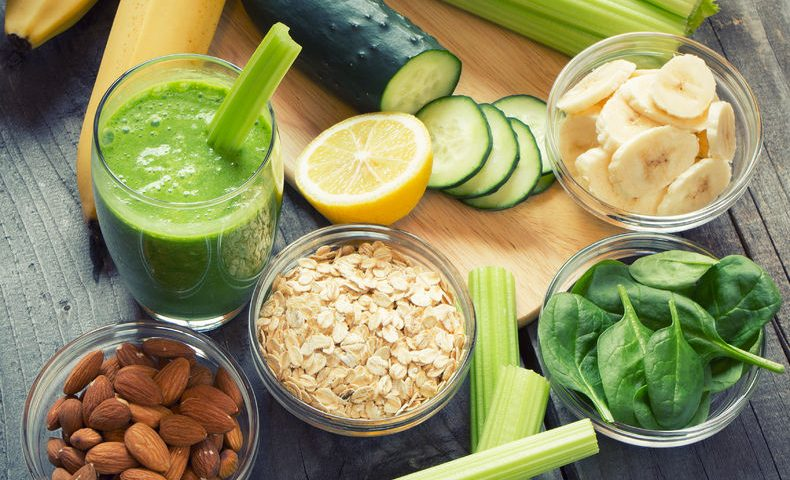 VItamin E is an important part of natural skin health and can be found in healthy, balanced diets.